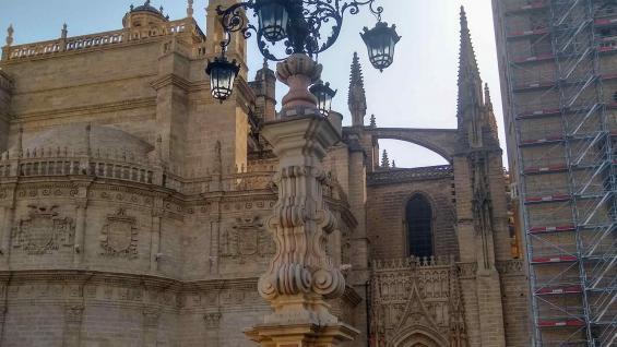 Máxima expresión. El lateral de La Catedral. (Juan Carlos Lopresti)