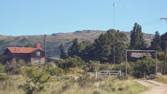 El recorrido hasta Las Bandurrias es precioso y digno de apreciar. (Juan Montiel)