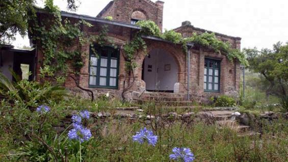 Casa Museo Fernando Fader. La casa que el célebre artista plástico construyó en Loza Corral, Ischilín. (Sebastián Vecchio)