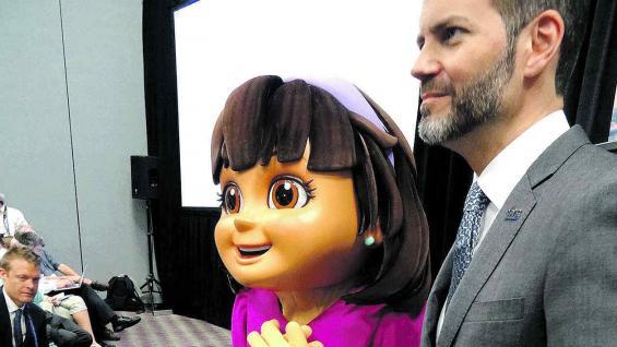 Dora, la Exploradora, nueva embajadora familiar oficial de la ciudad de Nueva York.