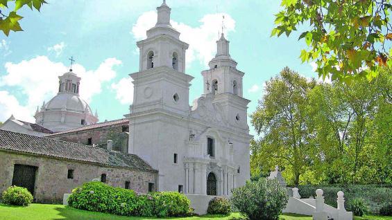 Santa Catalina, joya de la arquitectura jesuítica.