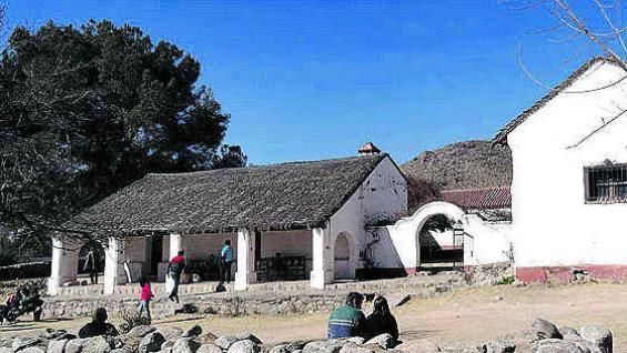 Museo jesuítico La Banda, en Tafí del Valle.