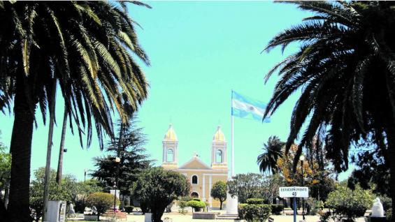Parroquia San José.
