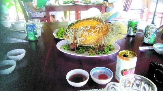 Gastronomía típica. Abundante, variada y exquisita