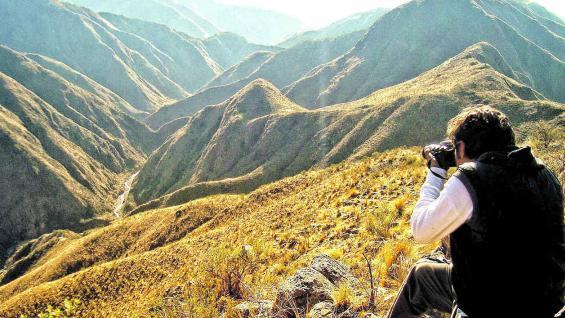 Cuesta de Miranda, uno de los paisajes más bellos de la geografía riojana.