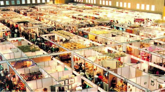 La Feria Internacional de Artesanías, en pleno auge.