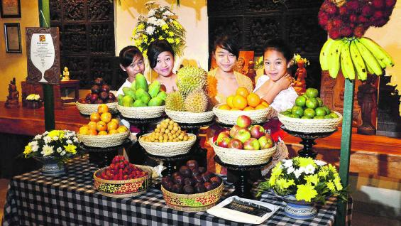 La gastronomía balinesa goza de una apreciada fama dentro de las propuestas del sudeste asiático.