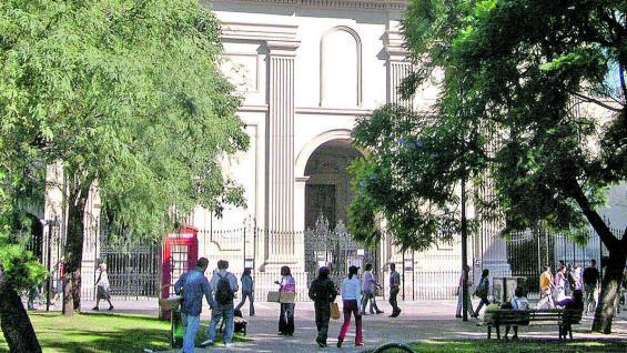 Iglesia Santa Catalina de Siena.
