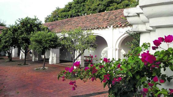 Museo Juan de Tejeda, edificio de valor patrimonial, al igual que las colecciones de arte religioso que posee.