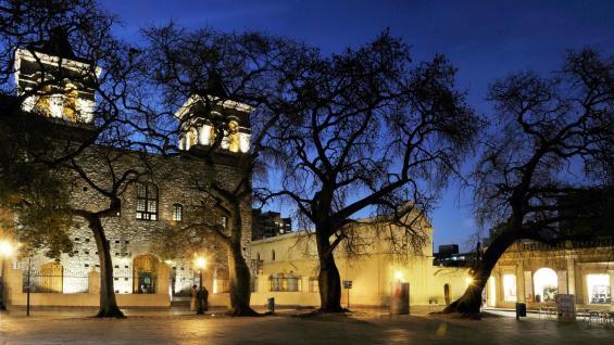 La Manzana Jesuítica, en pleno centro de la capital cordobesa. (Agencia Córdoba Turismo)