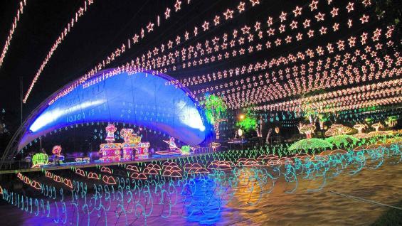 Como todos los años, la ciudad colombiana de Medellín muestra un despliegue de luces y colores para la celebración de las fiestas navideñas. Es una tradición de más de 50 años, en la capital de Antioquia.