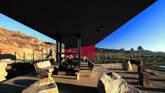 Monte Xanic, bodega boutique de la región de Baja Californi