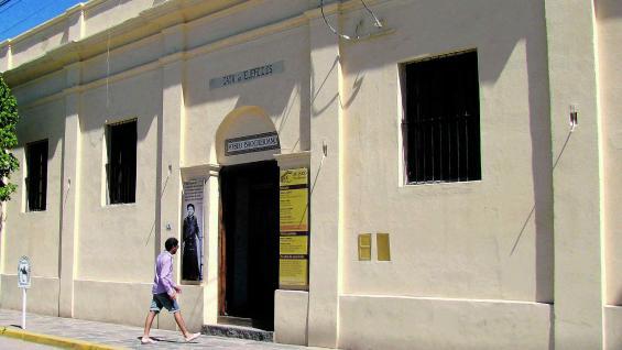 Museo Brocheriano, donde se exhiben objetos y documentos de la vida del religioso.