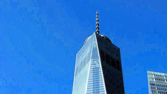 One World Observatory, en el piso 102 del World Trade Center.