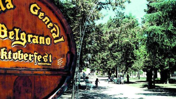 Fiesta Nacional de la Cerveza, una tradicional cita anual.