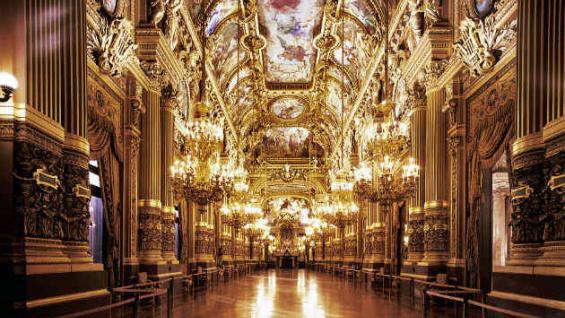 Palais Garnier @PatrickTourneboeuf
