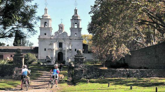 Patrimonio de la Humanidad: la estancia de Santa Catalina, la perla del circuito.