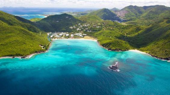 St Maarten.