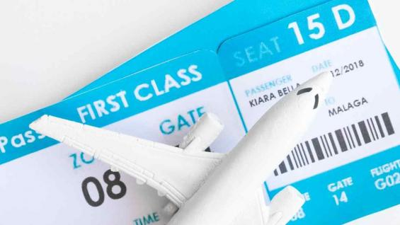 Desde las aerolíneas están flexibilizando sus políticas de cambio. (Freepik)