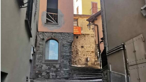 Se cree que hay más de mil borgos abandonados en toda Italia. (M. Carla Oller)