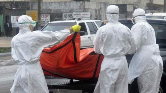 ÉBOLA. Casos fatales en Liberia (AP).