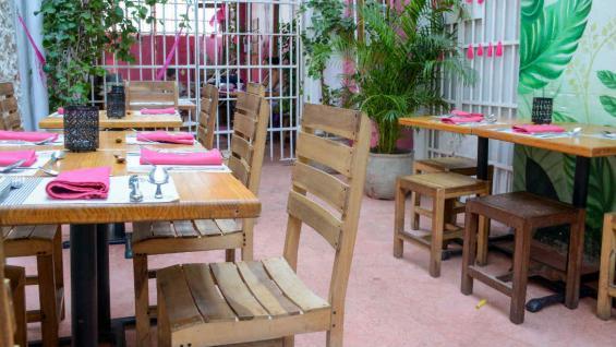 Para comer en Interno hay que reservar lugar. La capacidad es limitada y tiene mucha demanda. (Fundación Acción Interna)