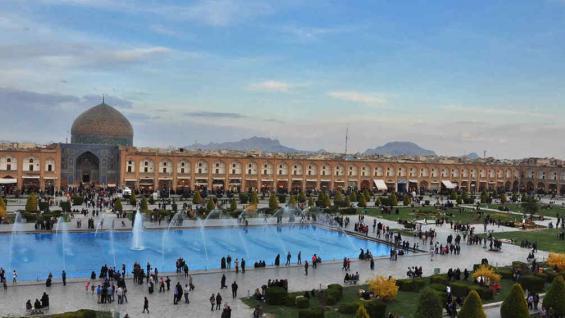 Las plazas mas lindas del mundo