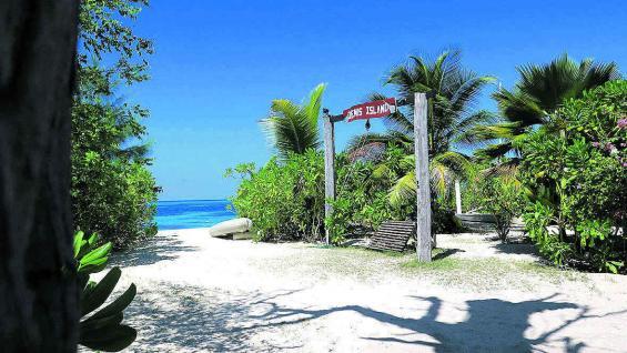 Ingreso a isla Denis, el paraíso prometido (Fotografías Mario Cherrutti)