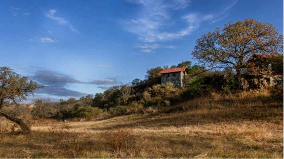 Estos lugares ofrecen silencio, descanso y las mejores vistas de los paisajes cordobeses. (@carchercoles)