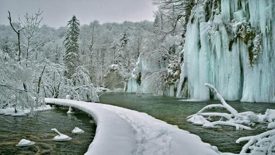 Parque Nacional Plitvicka Jezera. / Foto Plitvicka Jezera.