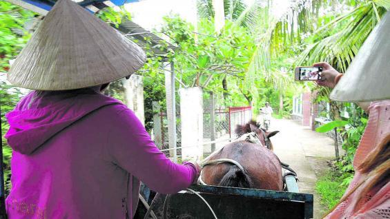 Dedicado al turismo, Vietnam ofrece muchas alternativas de paseos.