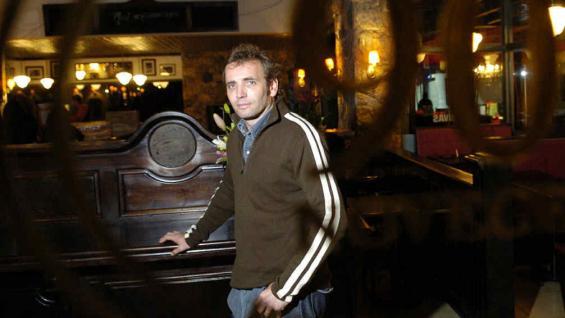 ROLOTTI. En una imagen de 2007 (Antonio Carrizo/Archivo).