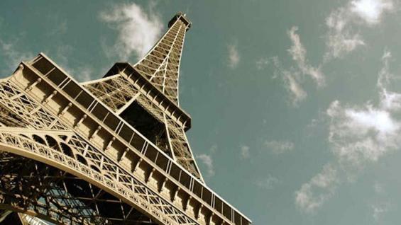 La torre Eiffel. @visitparis