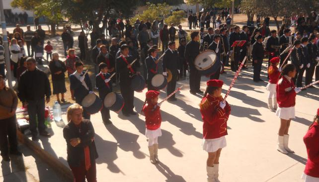 SERREZUELA. La localidad festeja (Gentileza Daniel Maldonado).
