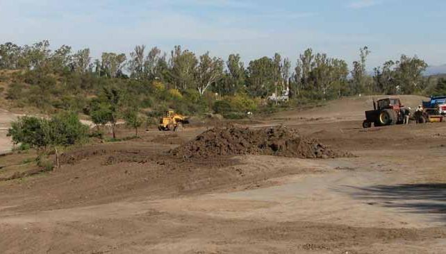 Alta Gracia. Los desmontes afectan casi todas las áreas del territorio cordobés. Piden denunciarlos (LaVoz/Archivo).