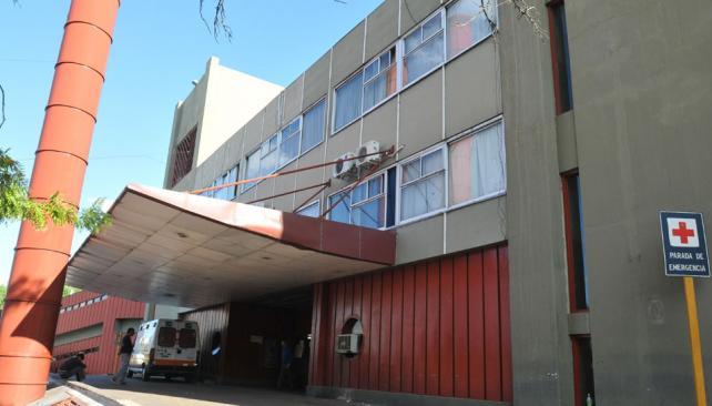 HOSPITAL DE URGENCIAS. Falleció allí el joven apuñalado (La Voz/Archivo).