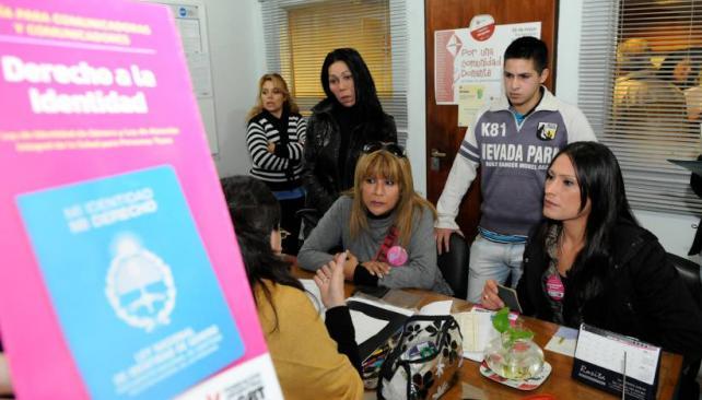 ACTA DE NACIMIENTO. Ya se tramitaron 170 partidas rectificadas en la provincia (LaVoz/Archivo).