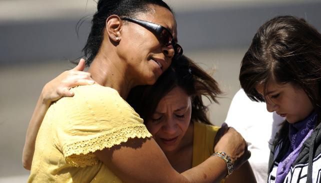 VÍCTIMAS. El atentado dejó 12 muertos y 58 heridos (AP/Archivo).