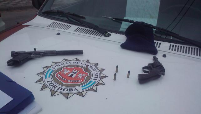 ROBO. Parte de lo secuestrado durante el procedimiento (Policía de Córdoba).