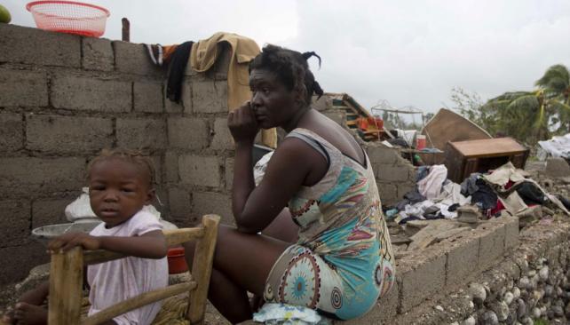 Solicita ONU ayuda económica para Haití