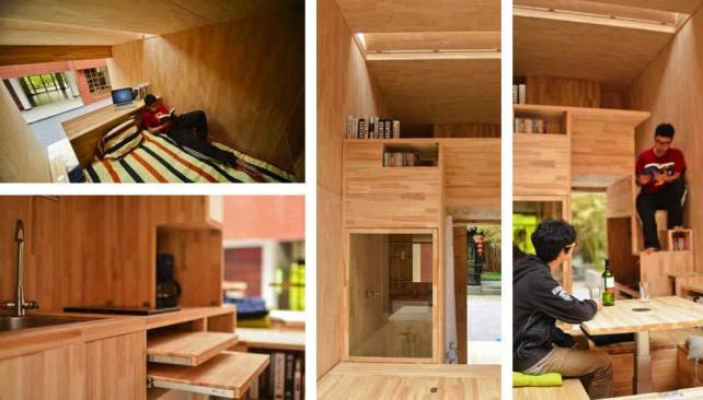 Casa Prefabricada De 7 Metros Casetas Para Almacen