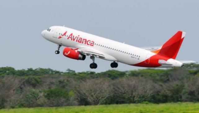 GRUPO AVIANCA. Tendrá vuelos entre Córdoba y Buenos Aires.
