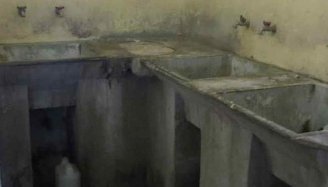 Nuevo Baño En Ciudad Real: se encuentra el baño en Nuevo Sol (Gentileza de Liliana Montero