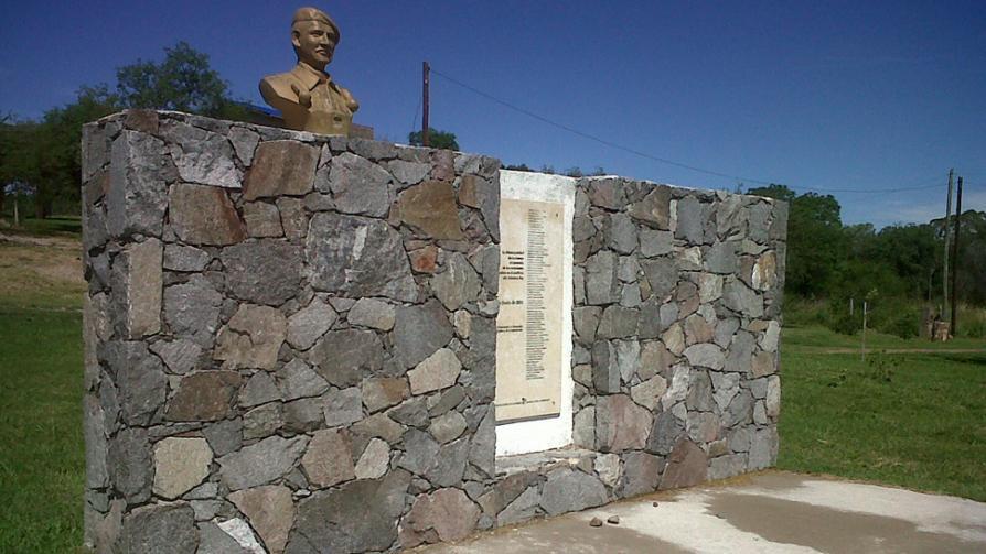 LA GRANJA. Homenajea a los combatientes de Malvinas.