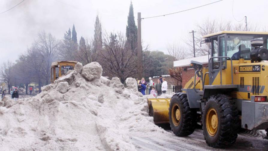 ALTA GRACIA. El trabajo para recuperar la ciudad (Gentileza: Municipalidad de Alta Gracia).